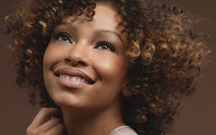 "Curly Black Hairstyles That Make You Go, ""Oooohhh!"""